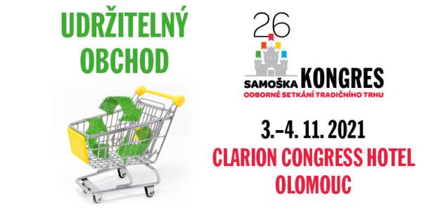 Kongres Samoška se zaměří na udržitelný obchod