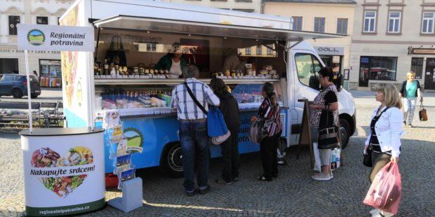 Lokální potraviny mají důvěru zákazníků