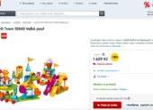 Na Mall.cz vzrostl prodej hraček v září meziročně o polovinu