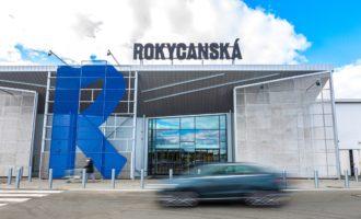 OC Rokycanská v Plzni sází na modernizaci a zkvalitnění služeb