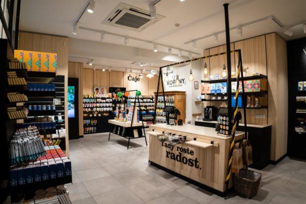 Nová prodejna Sonnentor v Praze přivítala zákazníky